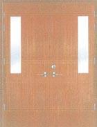 钢木质甲级隔热防火门