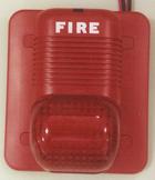 火灾声光警报器
