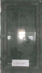 单片非隔热型防火玻璃