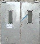 钢质乙级隔热防火门