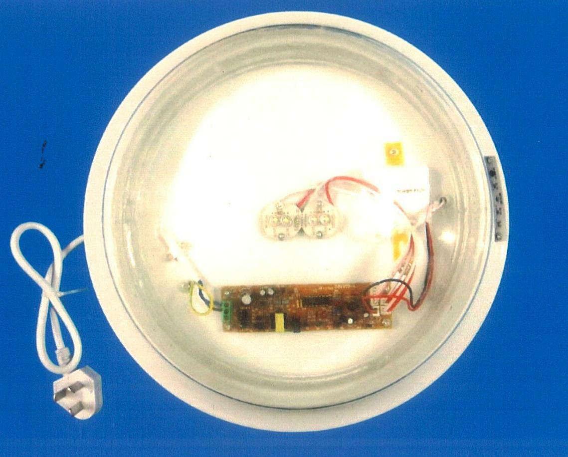 消防应急照明灯具单独接线图